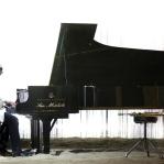 Agostino Celti al pianoforte