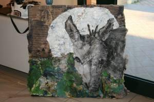 Il Simposio - Gli artisti all'opera